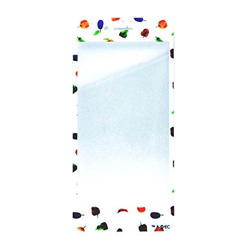 エリック・カール はらぺこあおむし iPhone6/6s/7/8 対応 強化ガラスフィルム フルーツ