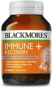 Blackmores Immune + Recovery (60 Tablets), 170 grams