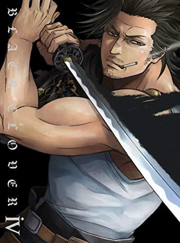 ブラッククローバー Chapter IV [DVD]
