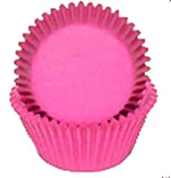 Golda's Kitchen 100 Count Solid Baking Cups, Mini, Pink by Golda's Kitchen