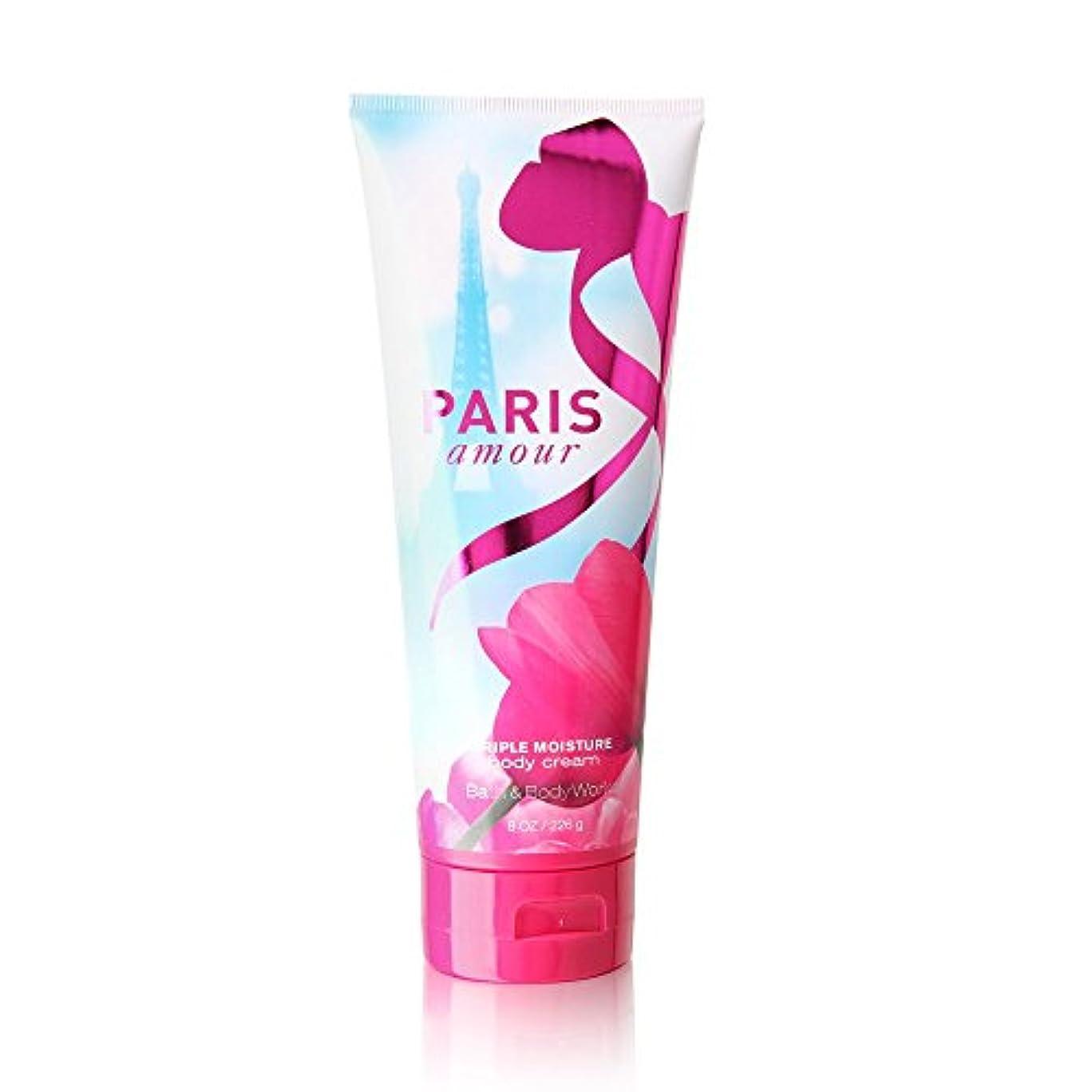 生き残ります誕生注釈【バス&ボディワークス】 Body Cream/ボディークリーム Paris Amour