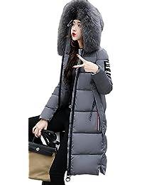 (アイユウガ)I-YUUGAダウンコート レディース ダウンジャケット ロング丈 中綿コート 中綿ジャケット 防寒着 ブルゾン レディースコート ファー付き