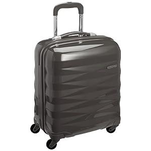 [アメリカンツーリスター] AmericanTourister スーツケース Crystalite クリスタライト スピナー50 機内持込可 保証付 機内持込可 保証付 32L 50cm 2.8kg R87*58001 58 ダークグレー