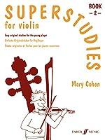 Superstudies for Violin (Faber Edition: Superstudies)