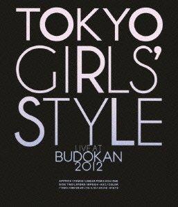 TOKYO GIRLS' STYLE 『LIVE AT BUDOKAN 2012』 (Blu-ray)
