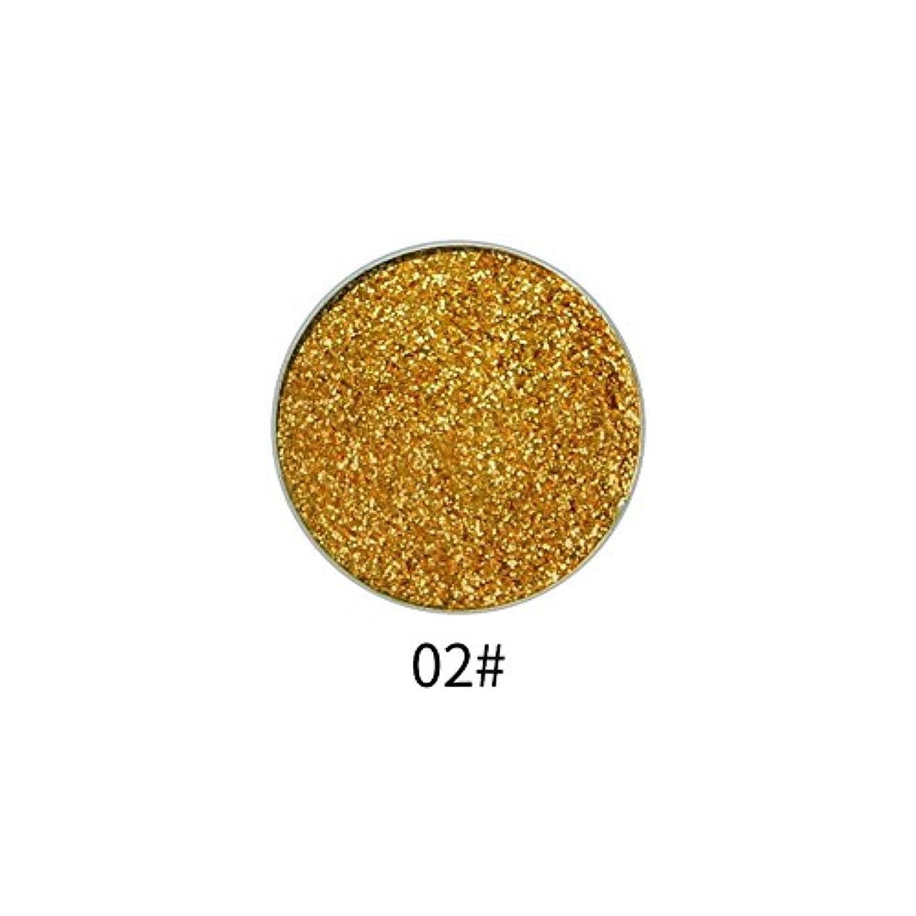 立法ファシズムテスピアン9色アイシャドウパレット顔料シャイニングパウダーマットグリッターアイシャドウパウダー(2)
