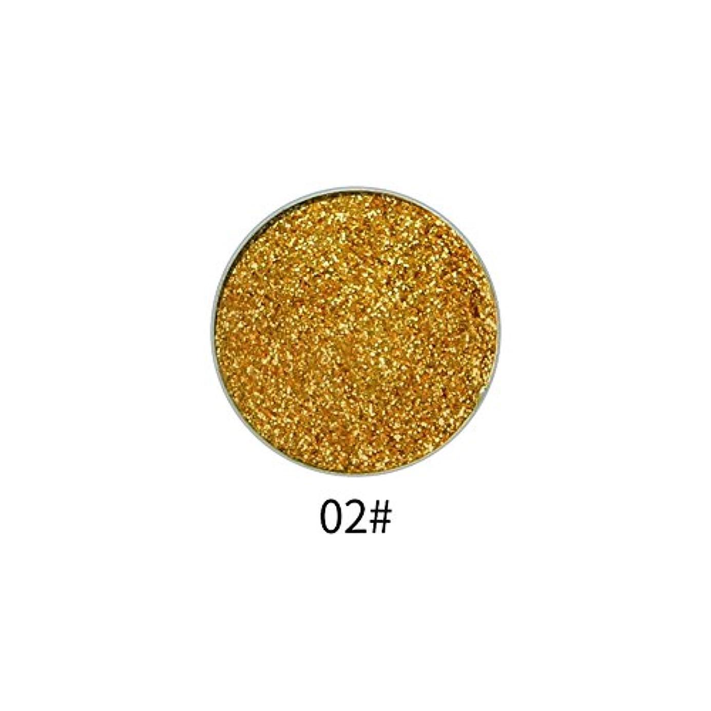 強風求人取り替える9色アイシャドウパレット顔料シャイニングパウダーマットグリッターアイシャドウパウダー(2)