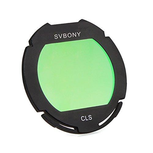 SVBONY レンズフィルター CLSフィルター 光害カットフィルター 天体観察 天体撮影 Canonカメラに対応でき (Canon用)