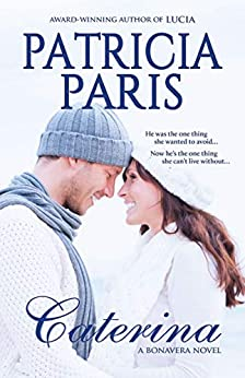 Caterina (The Bonaveras Book 2) by [Paris, Patricia]