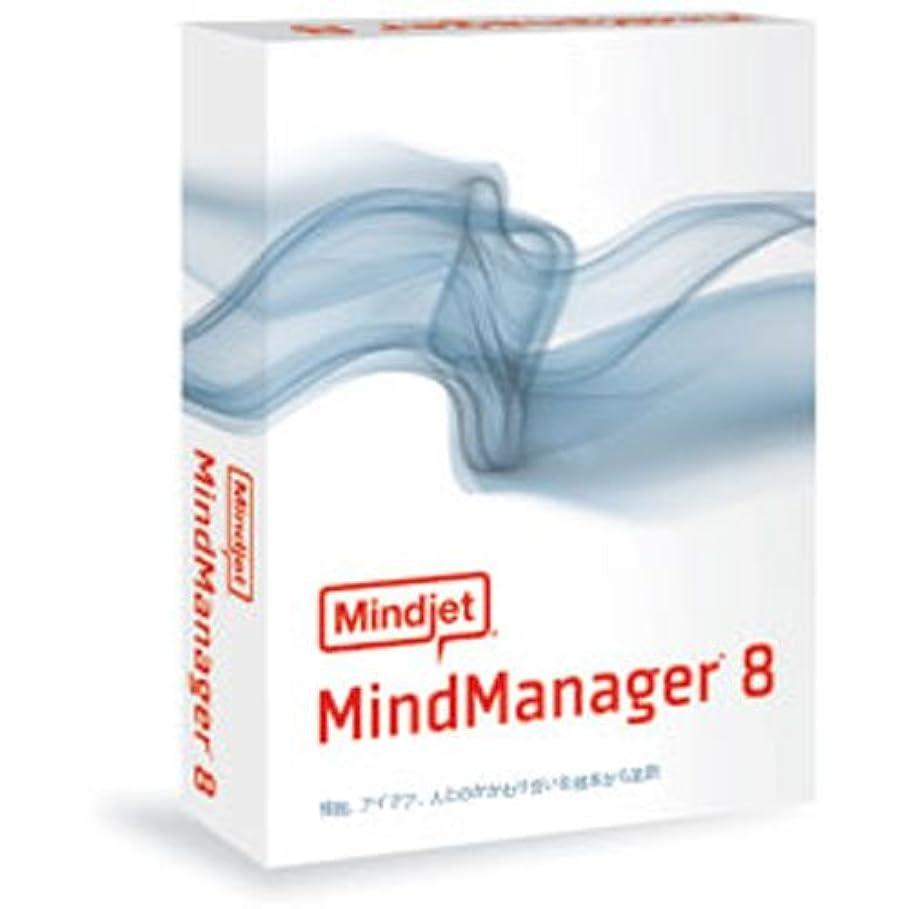 その結果負荷軽MindManager 8 日本語版