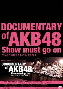 DOCUMENTARY of AKB48 Show must go on 少女たちは傷つきながら、夢を見る スペシャル・エディション(2枚組) [DVD]の詳細を見る