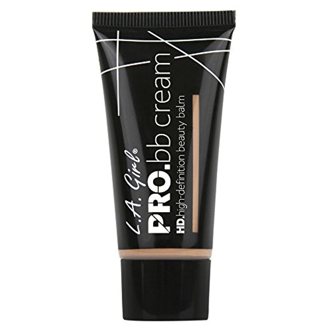 LA GIRL HD Pro BB Cream - Light Medium (並行輸入品)
