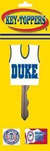 "DUKE Basketball Jersey ""Shaped"" Key Toppers by Key Topper [並行輸入品]"