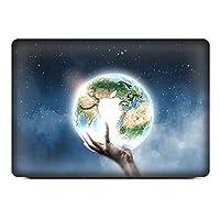 """FidgetGear Earth In Hand Laptop Decal Sticker Vinyl Skin for MacBook Air Pro Mac Retina MacBook Pro 13"""" Retina(A1502/A1425)"""