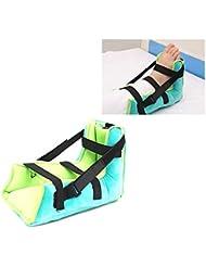 ヒールクッションプロテクター - ヒールブーツ保護ガード - 足と足首の枕パッド - 保護足、肘、かかと - ベッド&褥瘡,2pcs