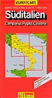 Italy Map: Southern Italy Sheet 4/5 (GeoCenter Euro Map)