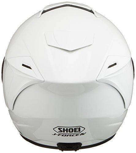 ショウエイ(SHOEI) バイクヘルメット ジェット J-FORCE4 ルミナスホワイト L (59cm)