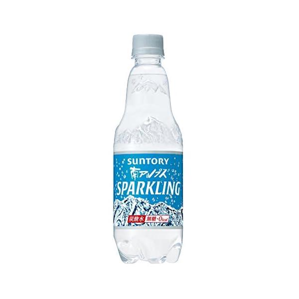 [炭酸水]サントリー 天然水 南アルプス スパー...の商品画像