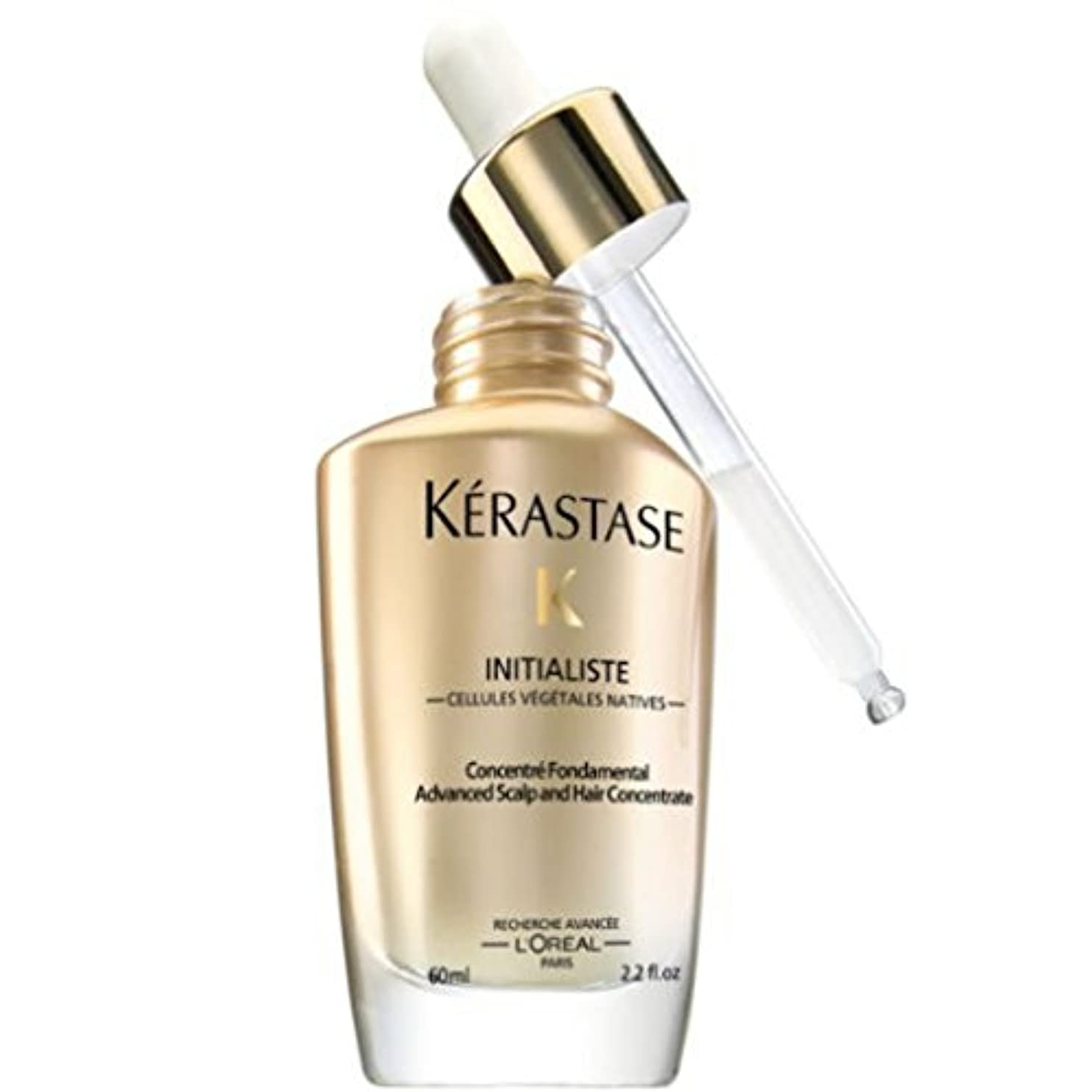 考慮預言者証明するKerastase Initialiste Advanced Scalp and Hair Concentrate (Leave-In) - 60ml/2oz [並行輸入品]