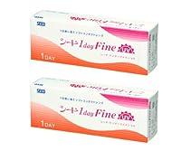ワンデーファイン UV 【BC】8.7【PWR】-8.50 30枚入 2箱