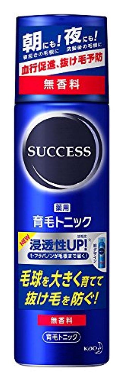 サクセス 薬用育毛トニック 無香料 180g ×6個