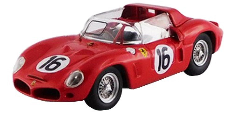 アートモデル 1/43 フェラーリ 268 DINO SP ル?マン24時間 テスト 1962 #16  シャーシNo.0798 完成品