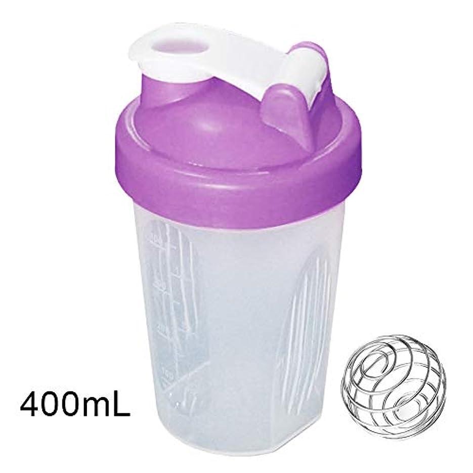 結婚式テクスチャー協同ZaRoing ブレンダーボトル プロテインパウダー揺れ瓶 プロテインシェーカー 栄養補助瓶 400/600ml