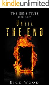 Until the End (The Sensitives Book 8) (English Edition)