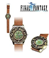 ファイナルファンタジー XⅣ レザー ウォッチ 腕時計 FINAL FANTASY 時計 リストウォッチ FF グッズ 2