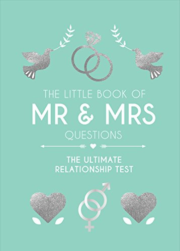The Little Book of Mr & Mrs Questions (Humour)