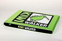 キウイウォーカー低反発ベッド大(80 x 55 x 6 cm) - ライム/ブラック、L