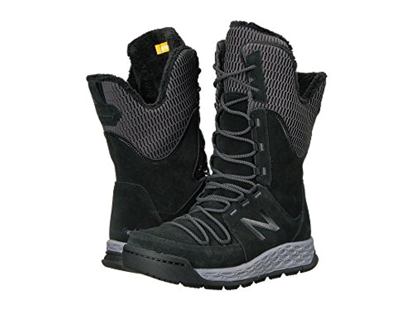 ブルーベル労苦レンディション(ニューバランス) New Balance レディースブーツ?靴 BW1100v1 Black/White 6 (23cm) B - Medium