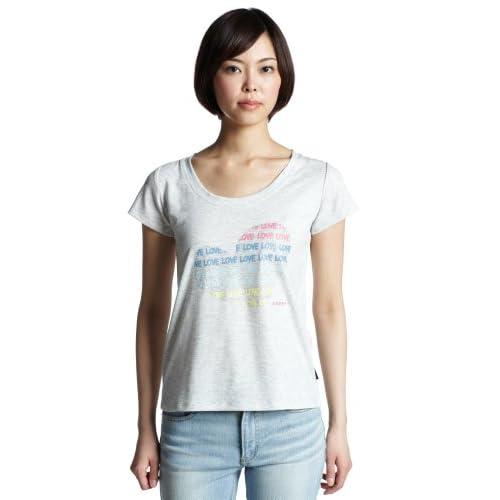 (ジョッキー)JOCKEY Tシャツ(ラブ) LJ-3242  グレー L