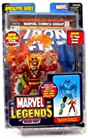 マーベル レジェンド Marvel Legends 6インチ #12 [Apocalypse] アイアンフィスト [赤]