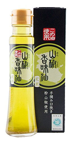 TSUNO 山椒香味油 97g