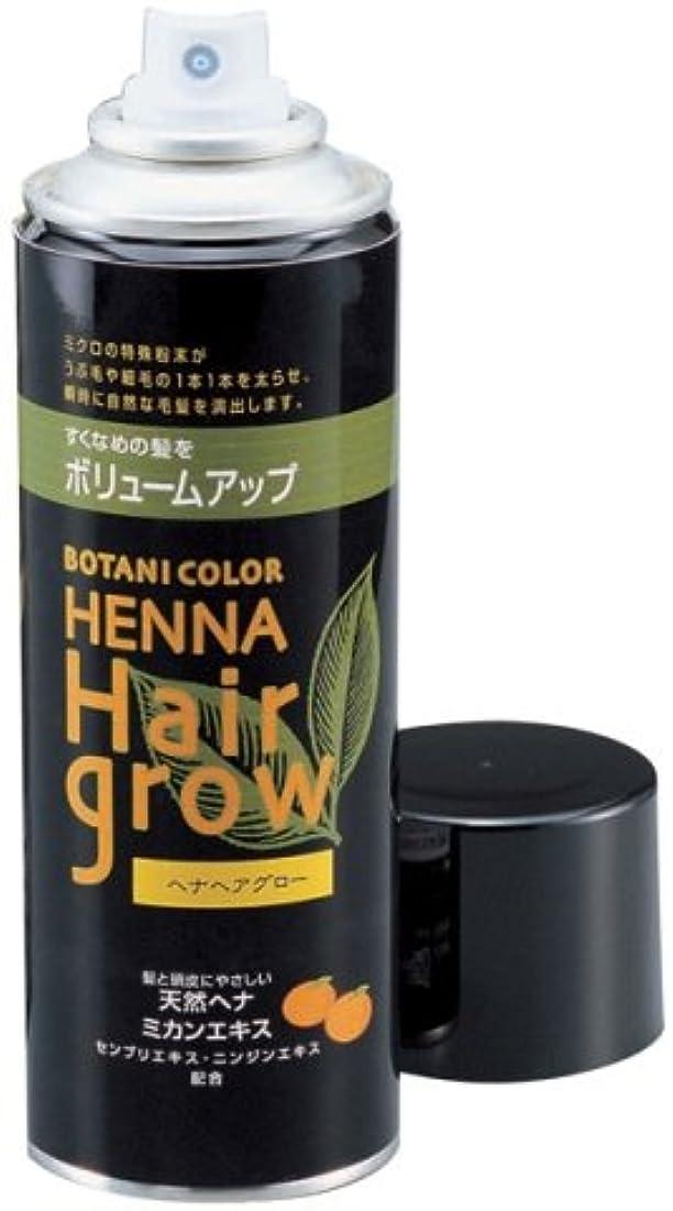 簡潔な水分謝罪するヘナ ヘアグロー 150g (ブラック)