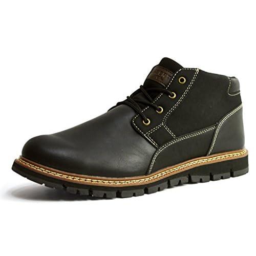 (リベルト エドウィン) LiBERTO EDWIN 防水 ブーツ メンズ レインブーツ レインシューズ スニーカー シューズ スノー カジュアル ワークブーツ 靴 28cm Black ブラック 黒色