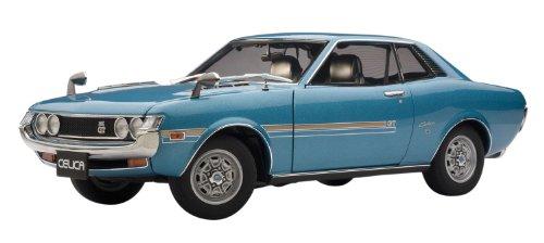 AUTOart 1/18 トヨタ セリカ 1600GT (ブルー)
