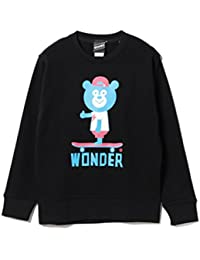 (ビームスティー) BEAMS T The Wonderful! design works. / Skate Bear Crew 11132814591メンズ