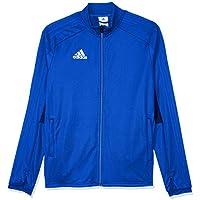adidas Australia Kids Condivo 18 Training Jacket, Bold Blue/Dark Blue/White, 164