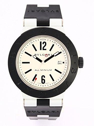 [ブルガリ]BVLGARI 腕時計 アルミニウム AL44TA メンズ[中古]