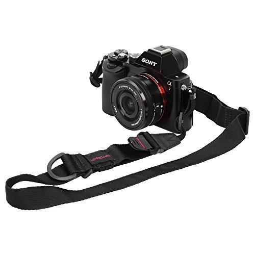 一眼レフカメラ用ストラップ ルフトデザイン スピードストラップ25 KST-62SS25BK [ブラック]