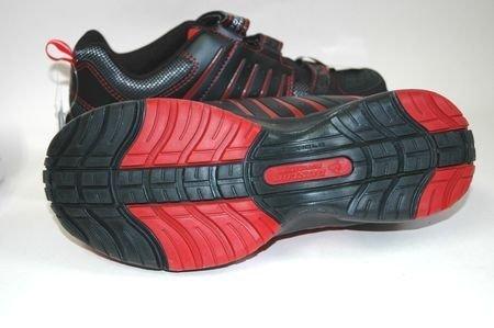 ダンロップ 安全靴 マグナムST302 (27.0cm, レッド)