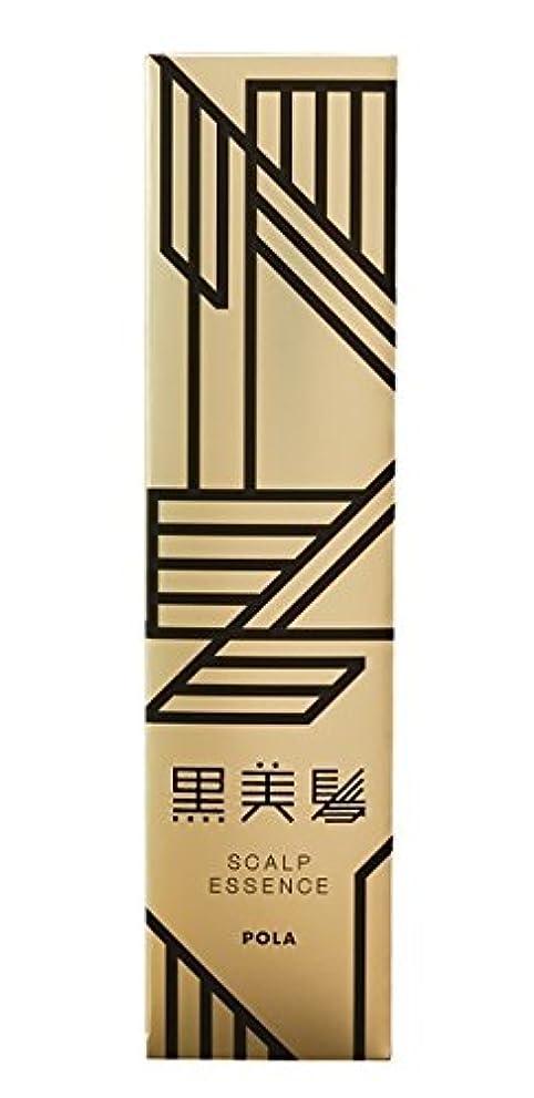 リンクマウント名門ポーラ 黒美髪 スキャルプエッセンス 170ml