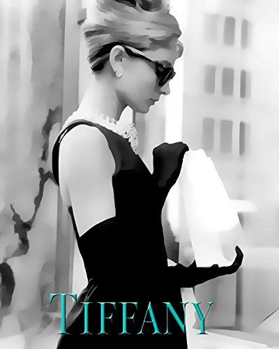 RoomClip商品情報 - TIFFANY/ティファニー CHANEL/シャネル ブランド パロディ ポップ アート キャンバス ポスター  canvas-ti-0001