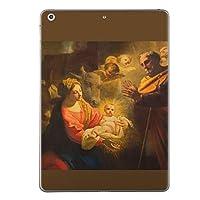 igsticker iPad Air2 スキンシール apple アップル アイパッド エア A1566 A1567 タブレット tablet シール ステッカー ケース 保護シール 背面 016391 絵画
