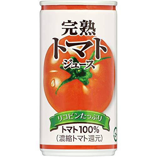 神戸居留地 完熟トマト100% 有塩 185g*30本入