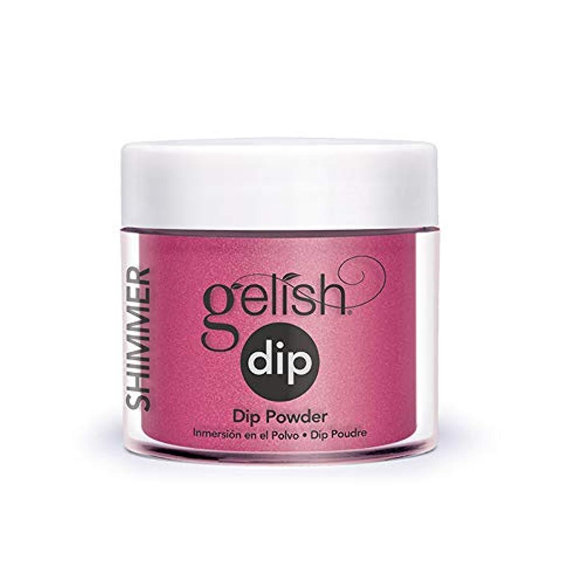 に付けるシングル行うHarmony Gelish - Acrylic Dip Powder - Warm Up the Car-Nation - 23g / 0.8oz