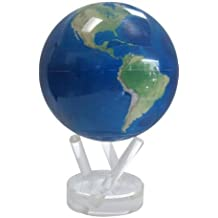 11cm Satellite View with Natural Earth Mova Globe