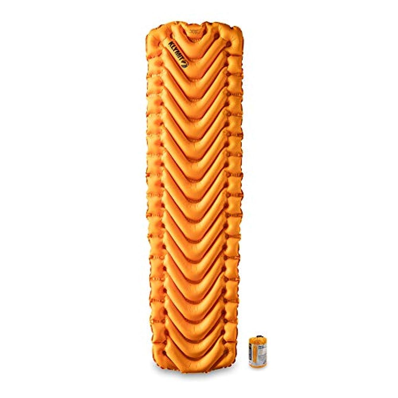 ロール伝染病瞑想スリーピングパッド Insulated V Ultralite SL 一人用 インフレータブルマット